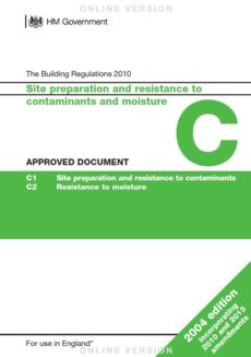 Approved Document C cover